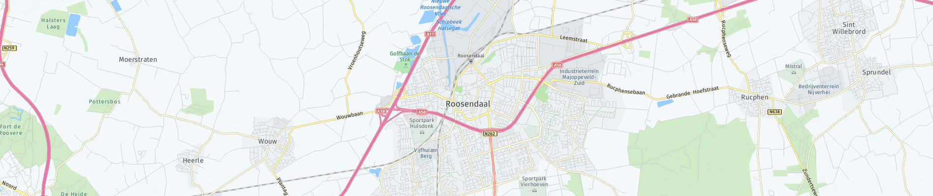 Roosendaal banner